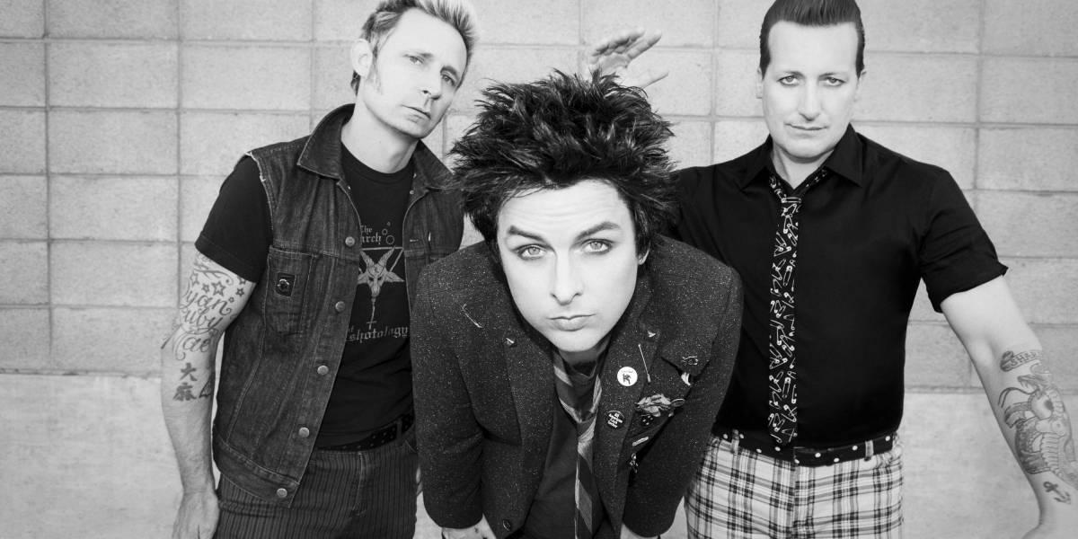 Green Day vuelve a Chile y este es el precio de las entradas