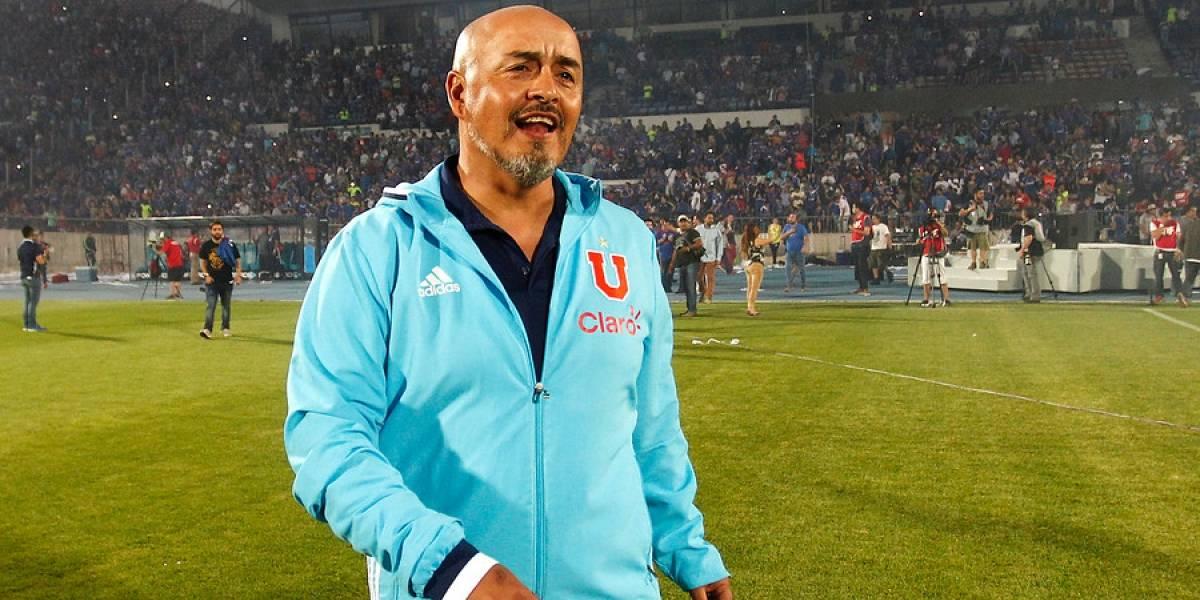 Luis Musrri asumirá como entrenador de la juvenil en la U