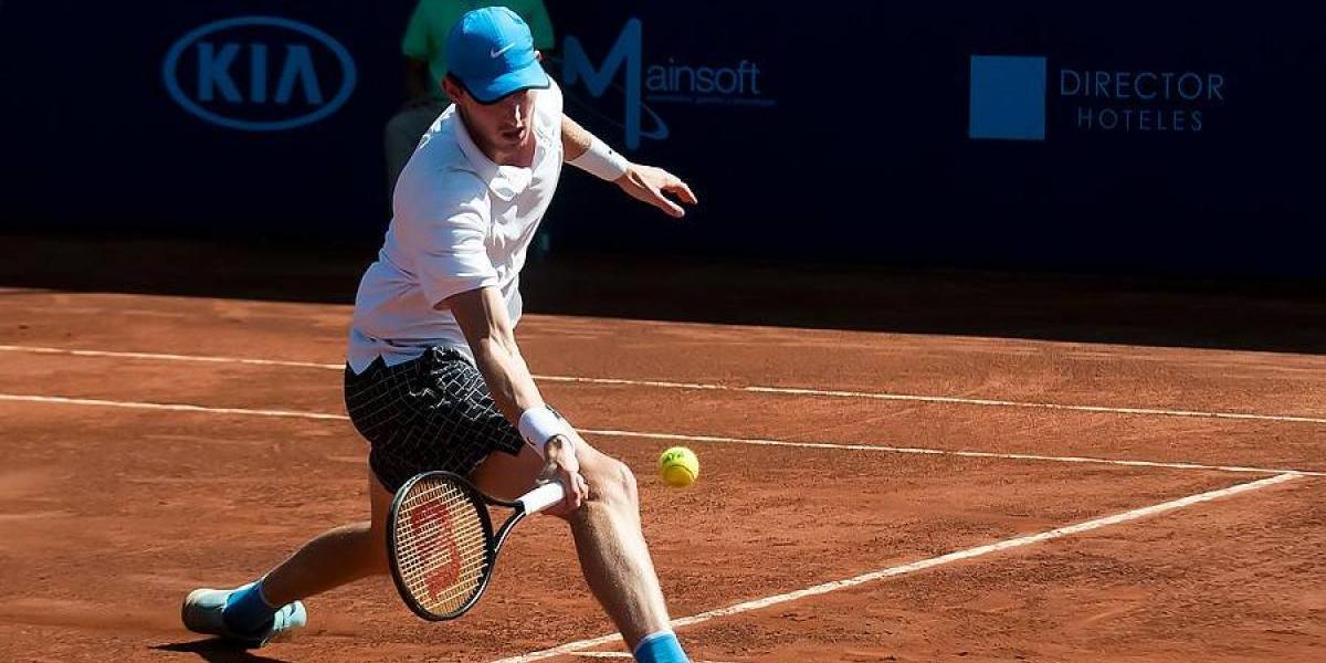 Jarry bajó y Garín subió en el nuevo ranking de la ATP