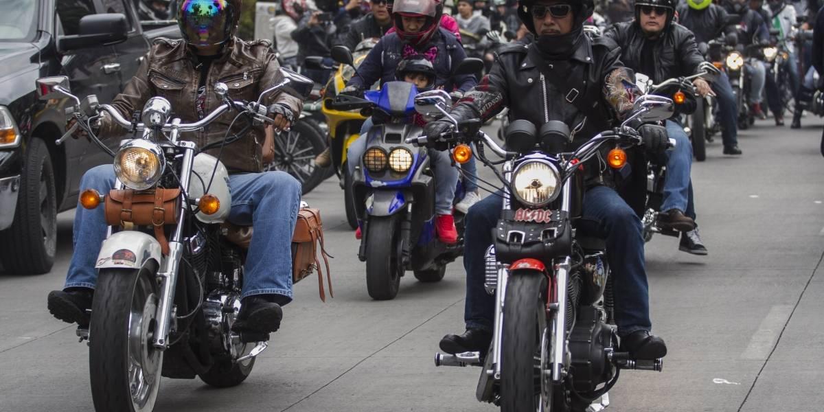 Especialista de la UNAM propone extender programa Hoy No Circula para las motos