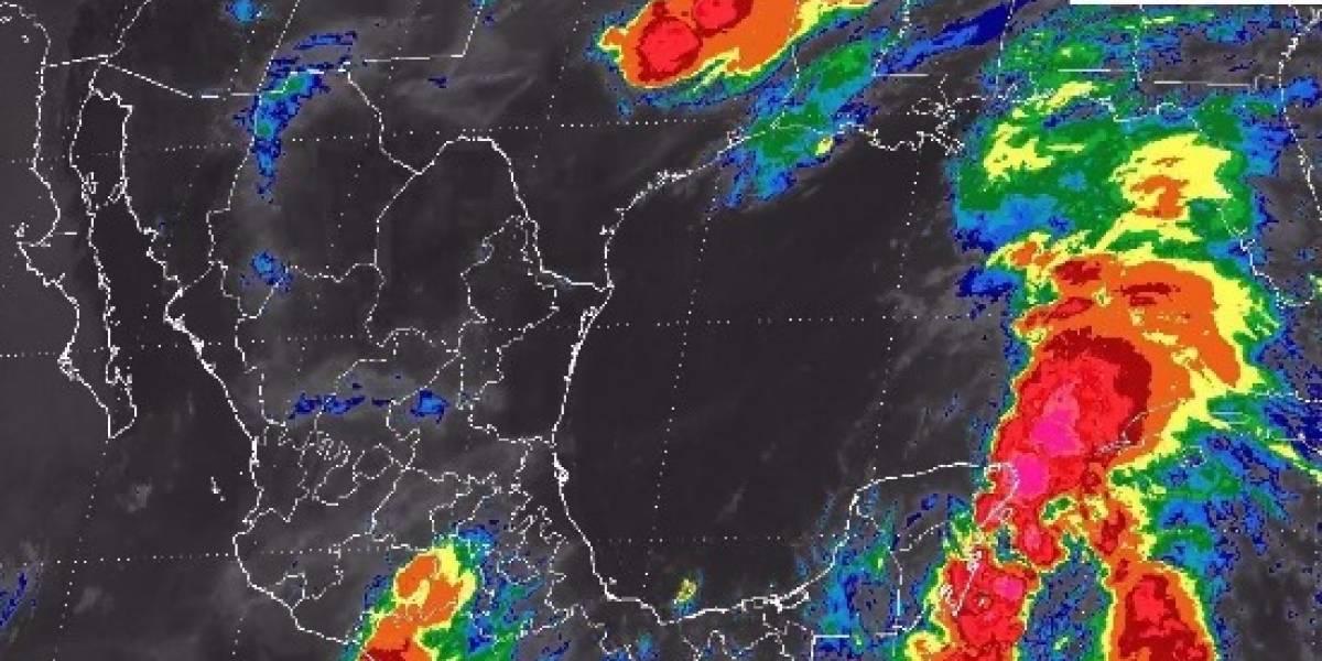 SMN advierte sobre desarrollo ciclónico en Quintana Roo