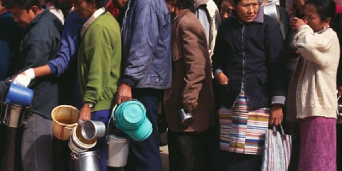 Cifra de desplazados en el mundo alcanzó 56.6 millones en 2016: ACNUR