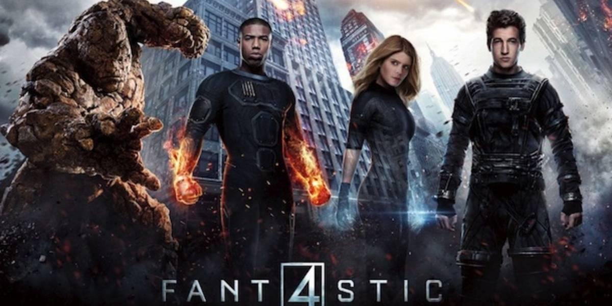 Arrestan actor de Fantastic Four