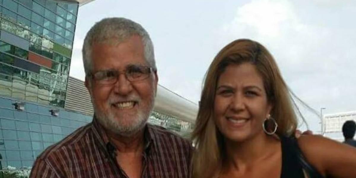 Hija del actor Pedro Juan Figueroa habla de la salud de su padre