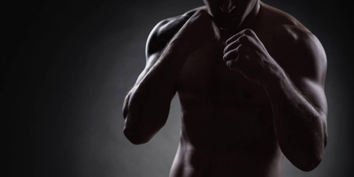 Exboxeador muere atragantado en concurso de comida