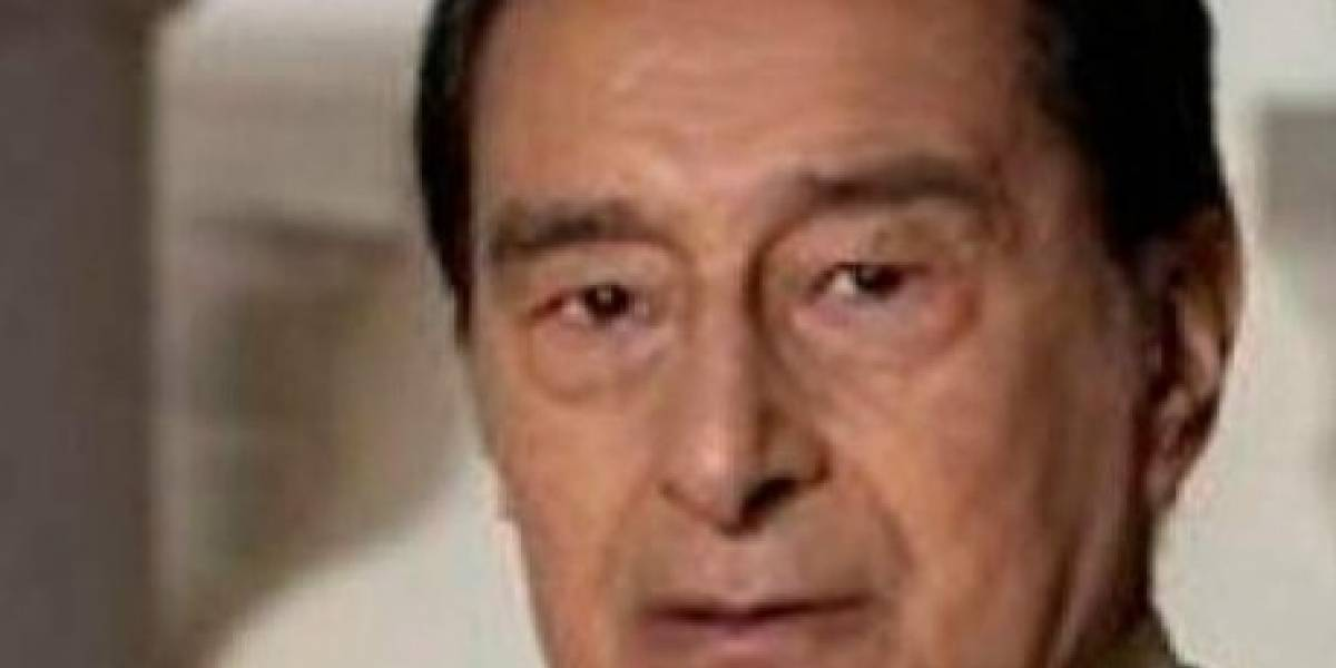 Fallece actor conocido por novelas como María la del Barrio y Rubí