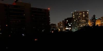 4.900 hogares continúan sin suministro eléctrico en la capital