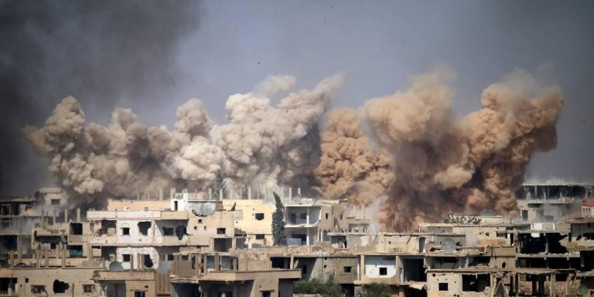 Crece tensión entre EEUU y Rusia en Siria: El Kremlin anunció que atacará aviones de la coalición si cruzan el río Éufrates