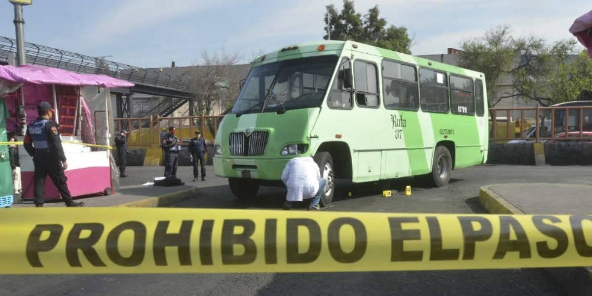 Diez personas han muerto en accidentes con transporte público