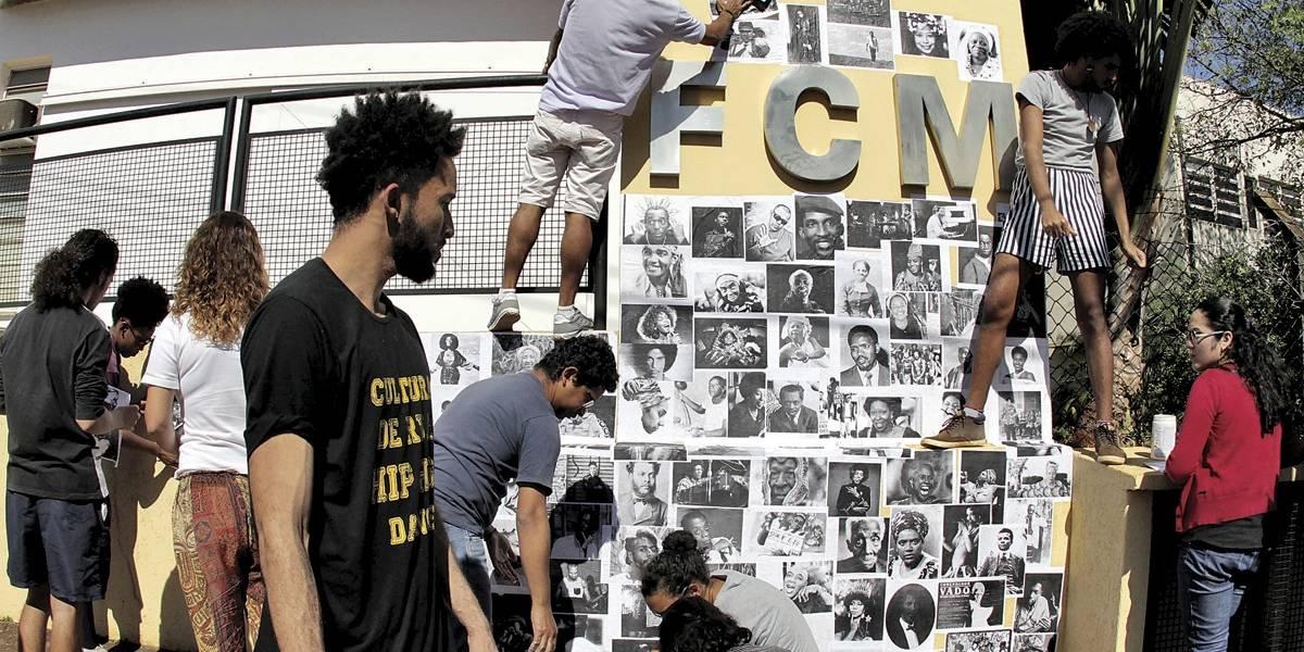 Marcha pede exoneração de professor da Unicamp