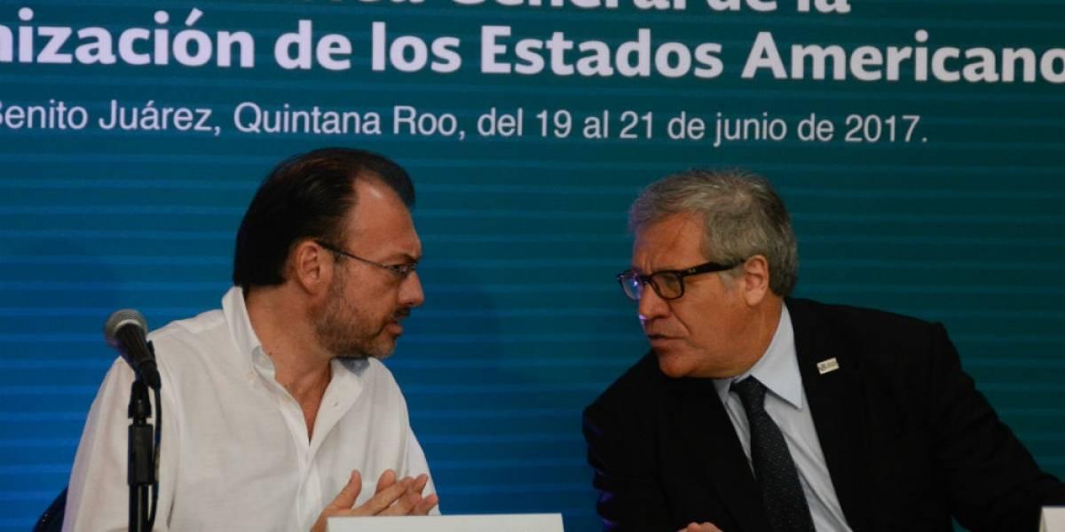 #Confidencial: Videgaray lanza guiño a republicanos