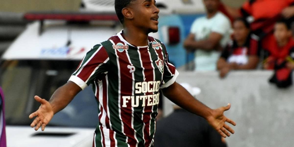 Barcelona cogita contratação de promessa do Fluminense
