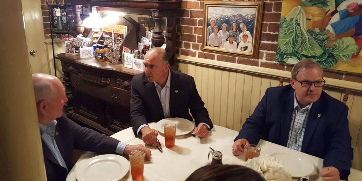 Secretarios de Agricultura de México y EU se reúnen en Georgia
