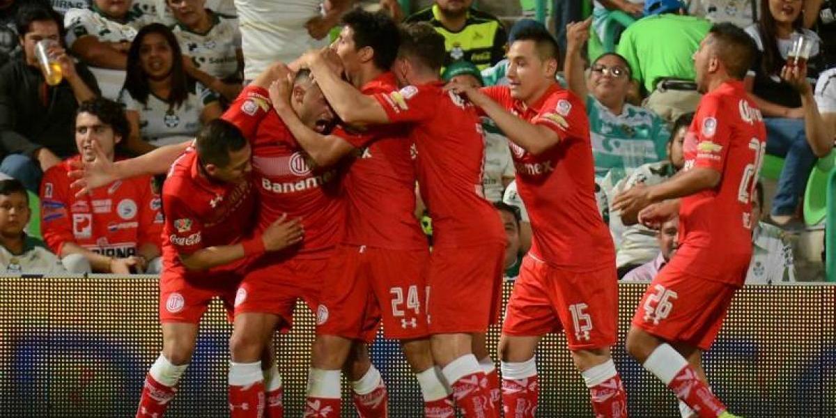 El Toluca jugará el partido de su centenario contra un grande del futbol español
