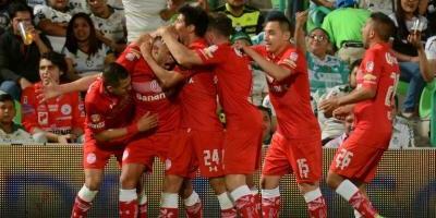 Toluca confirma fecha y horario para el duelo ante Atlético de Madrid