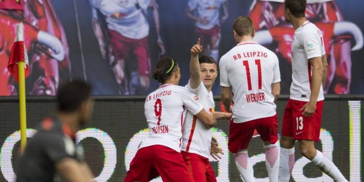 La UEFA aceptó a Leipzig y Salzburg en la próxima Champions League