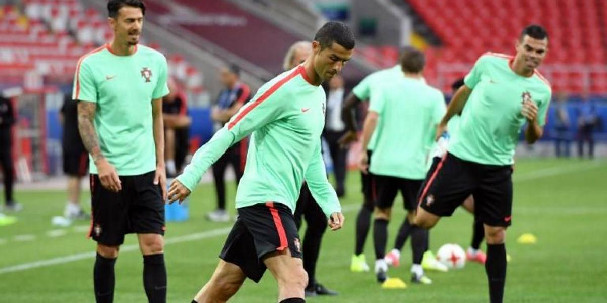 Portugal desafía a la anfitriona Rusia con Cristiano Ronaldo en medio de la polémica