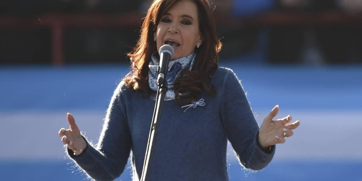 Cristina Fernández podría volver a la política argentina como senadora