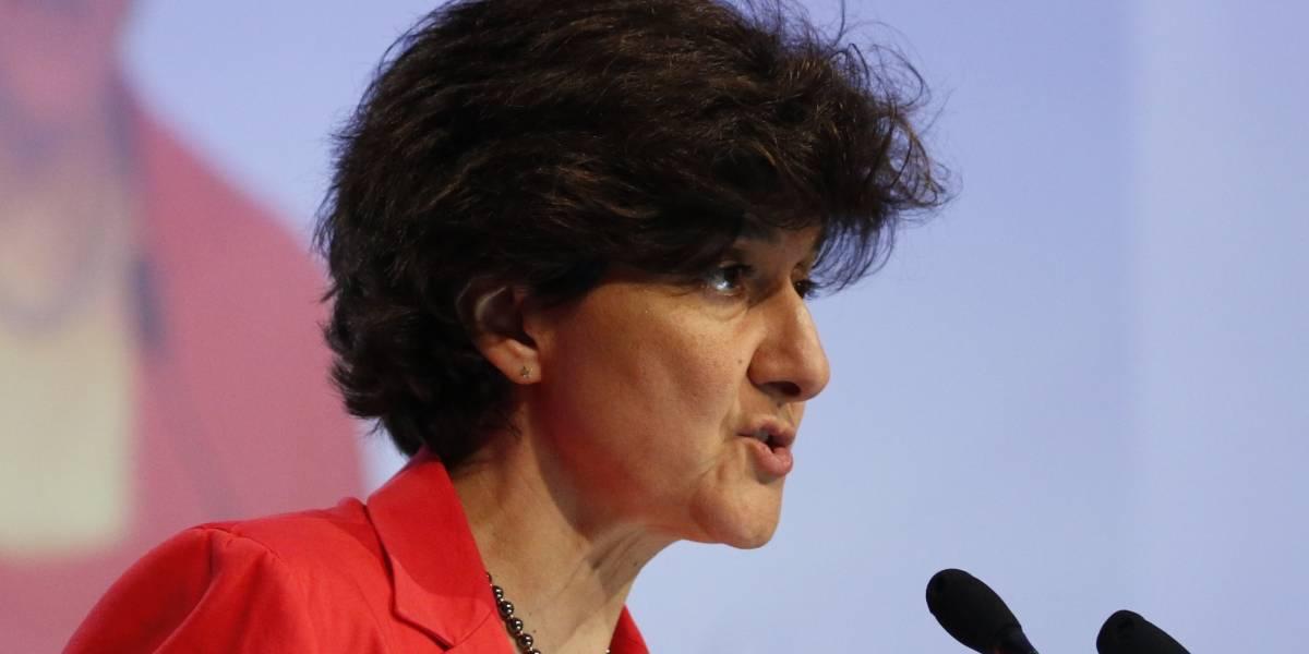 Renuncia ministra francesa de Defensa implicada en caso de corrupción
