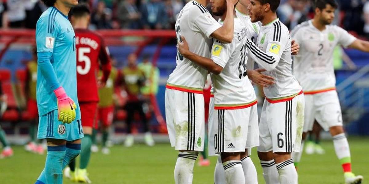 En vivo: México busca tres puntos clave para avanzar en la Copa Confederaciones