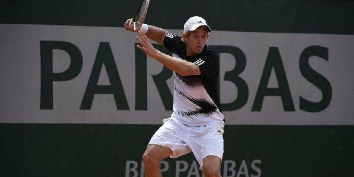 VIDEO: Tenista australiano es eliminado de torneo por autoinsultarse