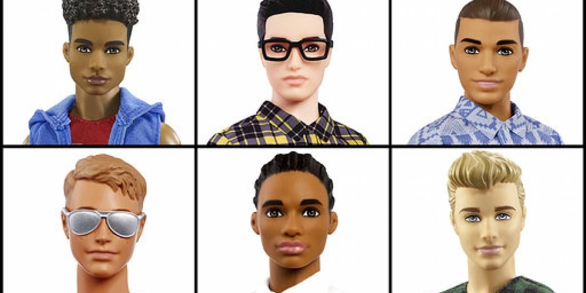 Lanzan nuevos estilos de muñeco Ken
