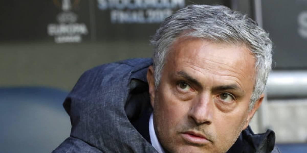 Acusan a José Mourinho de evasión impositiva