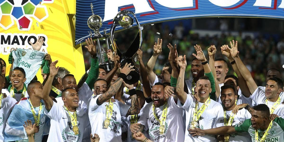 Comenzó la desbandada de Atlético Nacional: Farid Díaz se fue al exterior