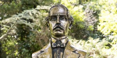 Dedican en Viena un busto al prócer dominicano Juan Pablo Duarte