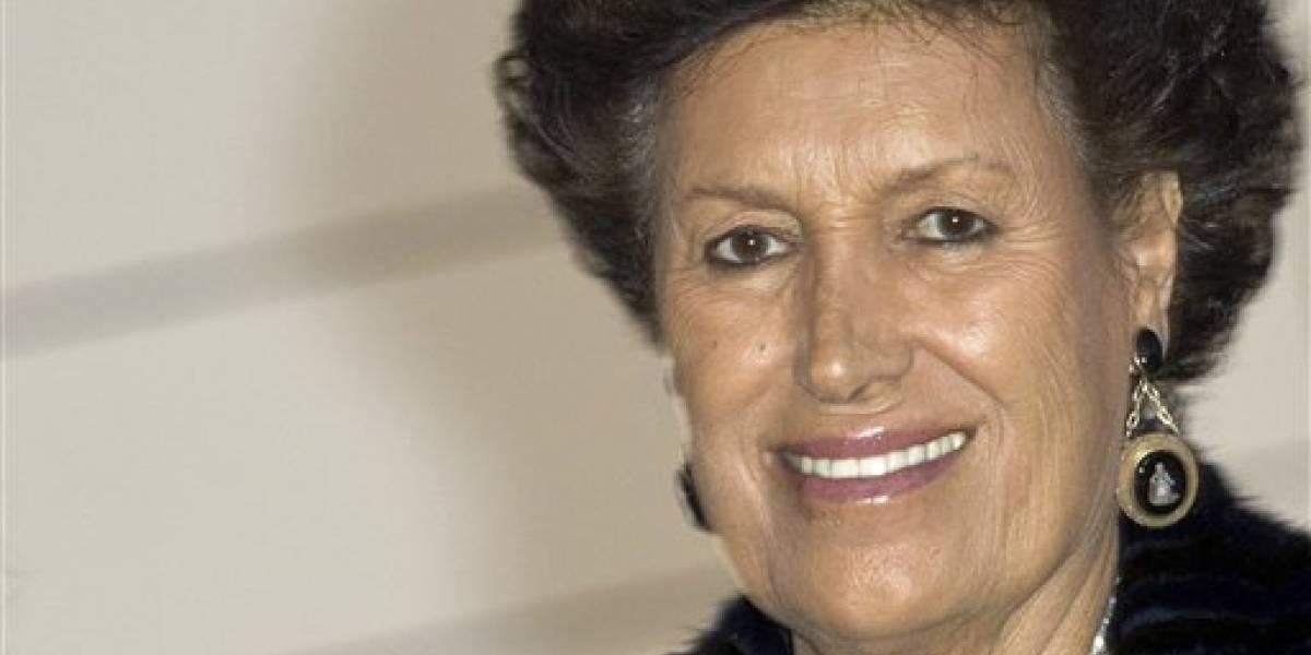 Muere Carla Fendi a los 79 años