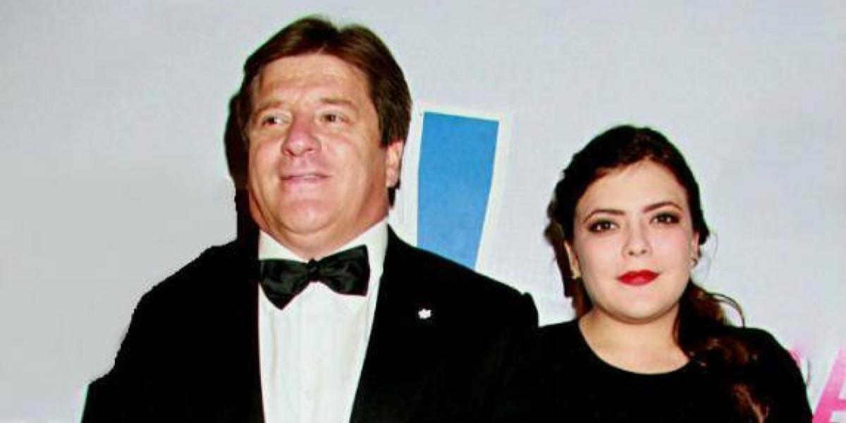 "VIDEO: ""La Pioja"" trollea por ""maleta"" a su padre Miguel Herrera"