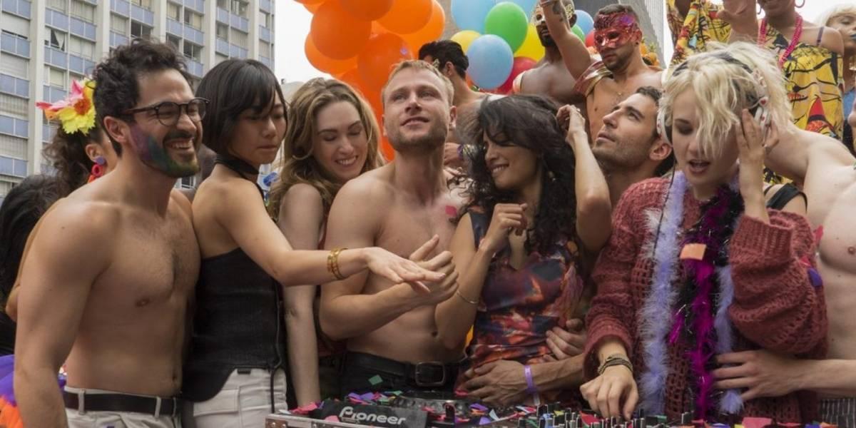 "Netflix postula a la cancelada ""Sense8"" a los premios Emmy"
