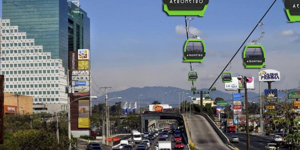 Concejo de comuna capitalina aprueba proyecto para instalar AeroMetro
