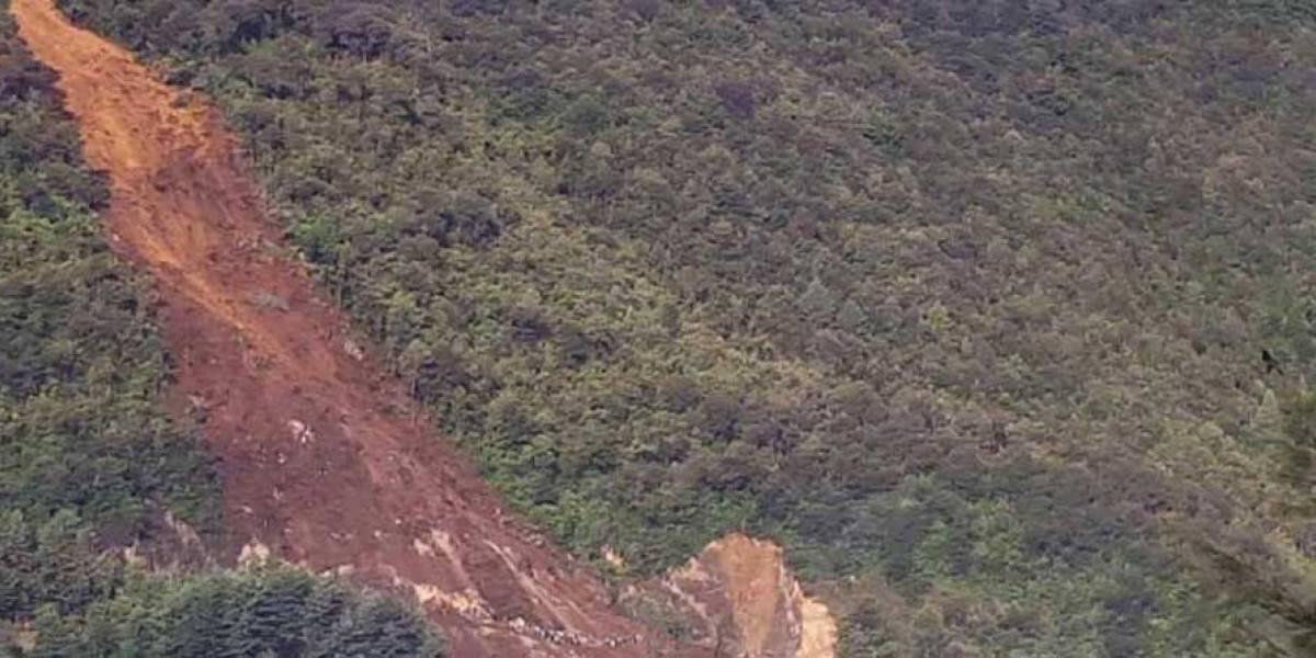 Víctimas del alud en San Pedro Soloma, Huehuetenango, son identificadas