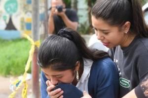 Ataque armado en escuela en Villa Lobos I