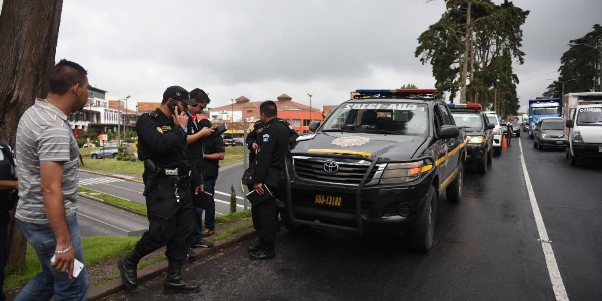 Presunto ladrón intentó robar moto a repartidor de comida en Condado Concepción y lo atacó a balazos