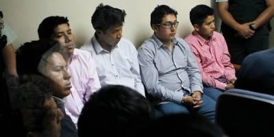 Pozo Almonte: este martes se realiza crucial audiencia por nueve bolivianos detenidos