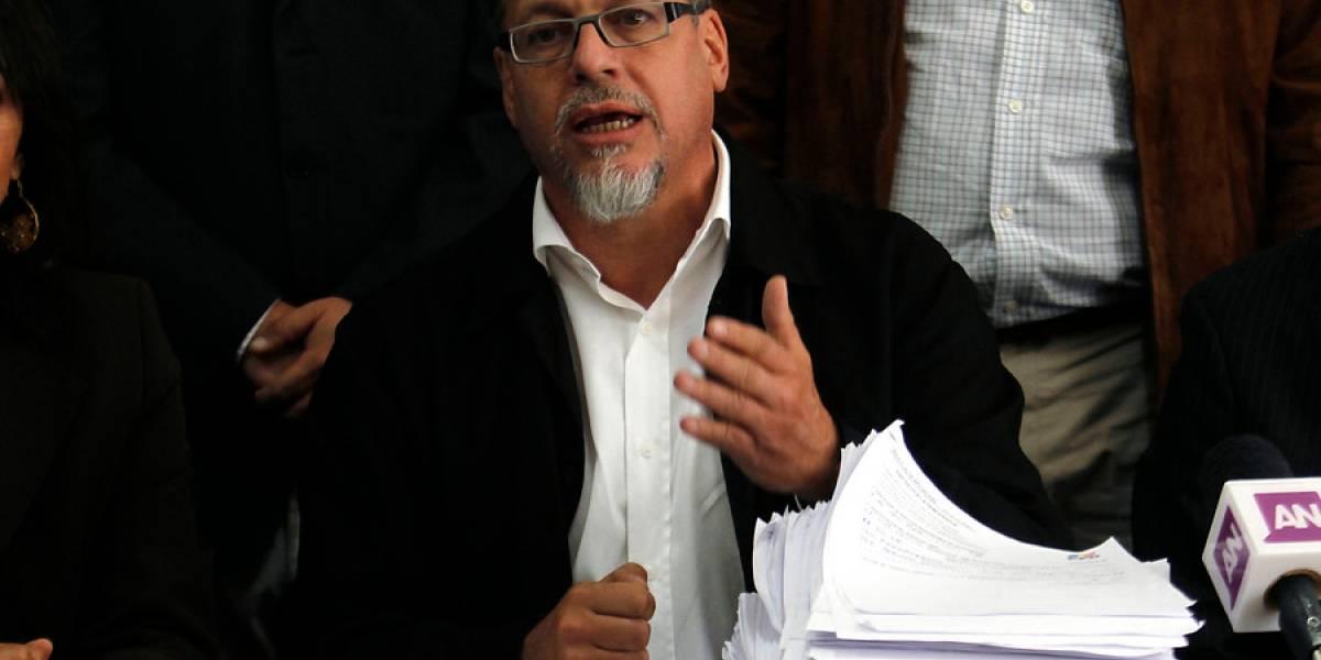 Senador Ricardo Lagos Weber sufre infarto y se encuentra internado en Valparaíso