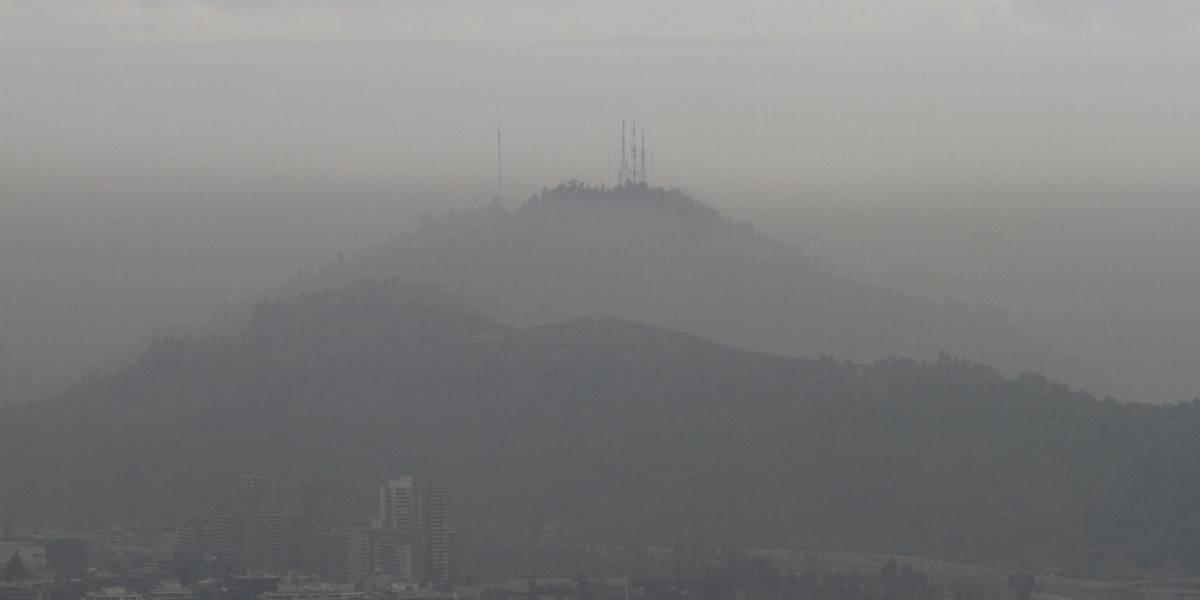 Calefacción a leña genera cerca del 40% de las emisiones que afectan al Gran Santiago