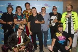 Los Auténticos Decadentes se presentan en Quito