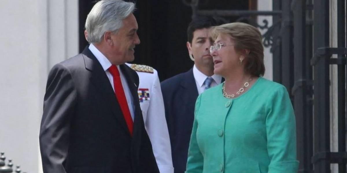 """Bachelet arremete contra la polémica """"talla"""" de Piñera: """"Bromear con eso es despreciarnos a todas y no es aceptable"""""""
