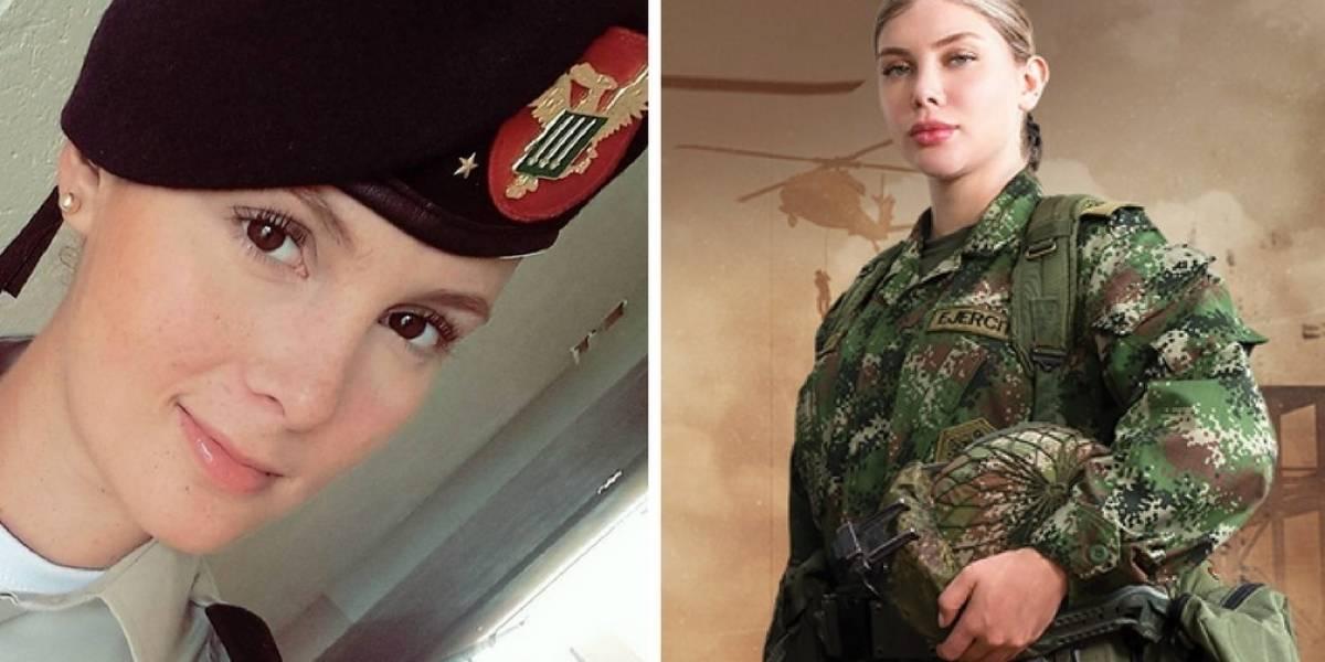 ¿La Teniente Rojas y Sofía Jaramillo no se soportan?
