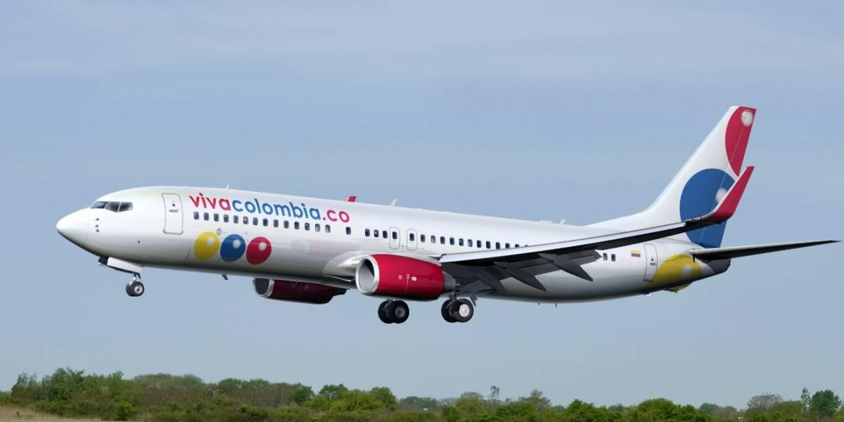 VivaColombia estaría pensando en vender tiquetes de avión para pasajeros de pie