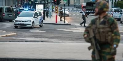 Reportan explosión en estación de tren de Bruselas; abaten a sospechoso