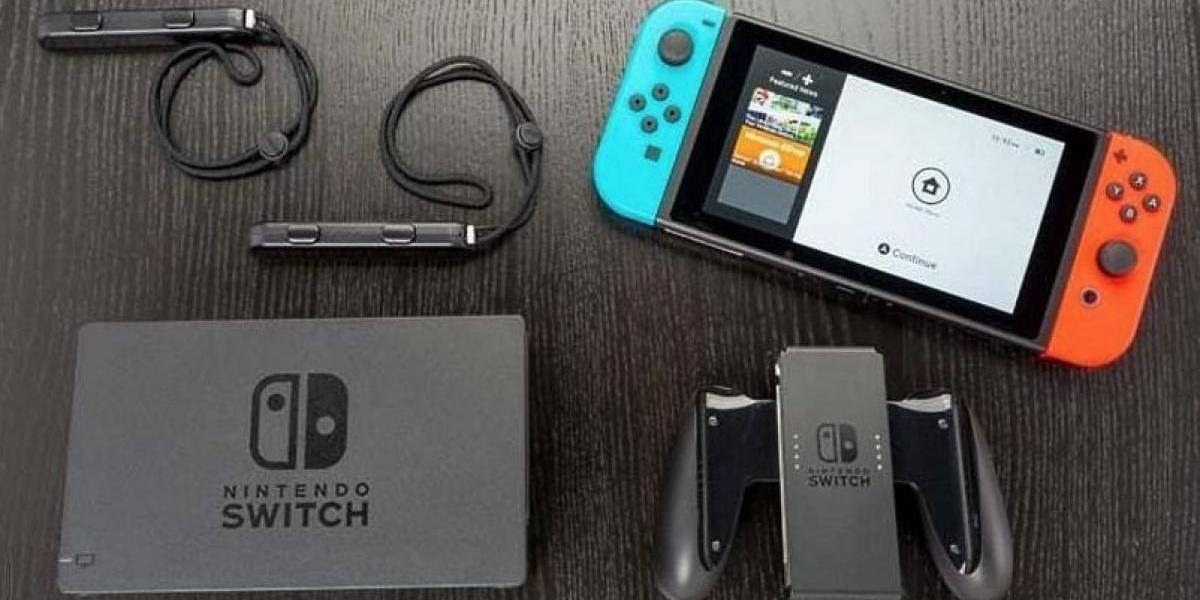 Nintendo libera la primera gran actualización para el Switch