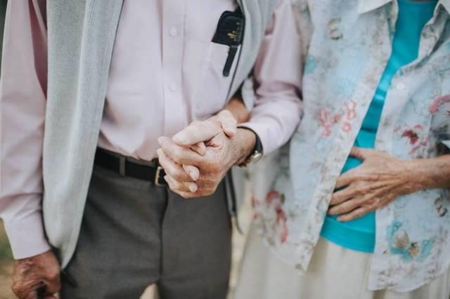 Casal completará 68 anos de união em setembro | Paige Franklin | paigefranklinphotography.com