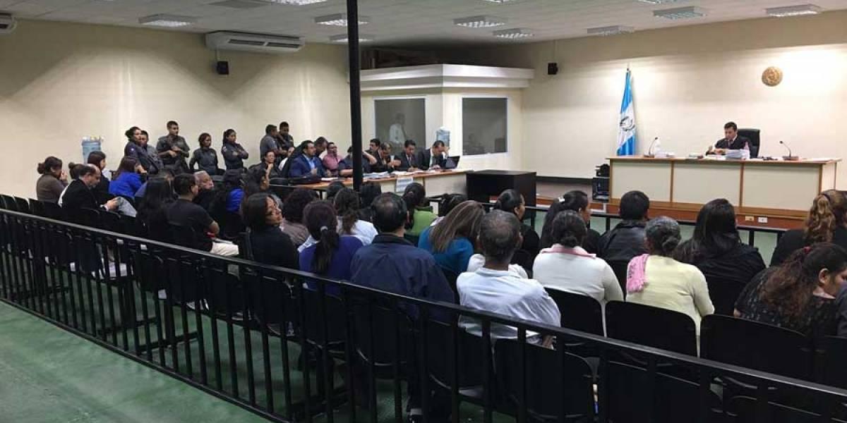 Fiscalía imputa delitos a los 5 sindicados por tragedia en el Hogar Seguro