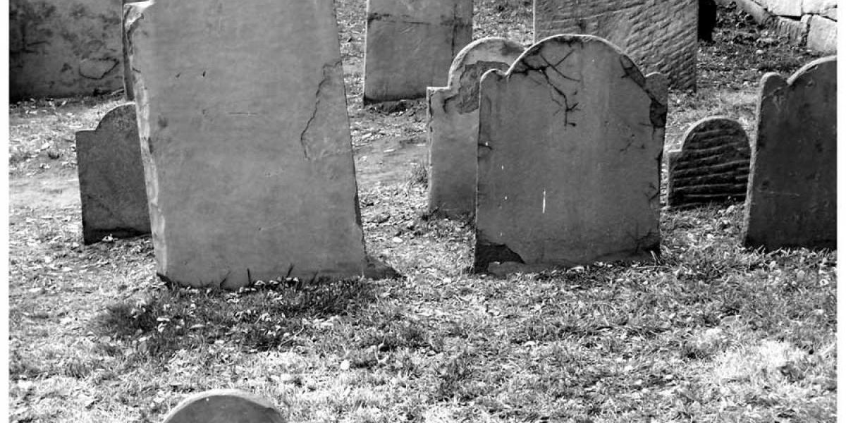 Remozarán cementerio vinculado a las brujas de Salem