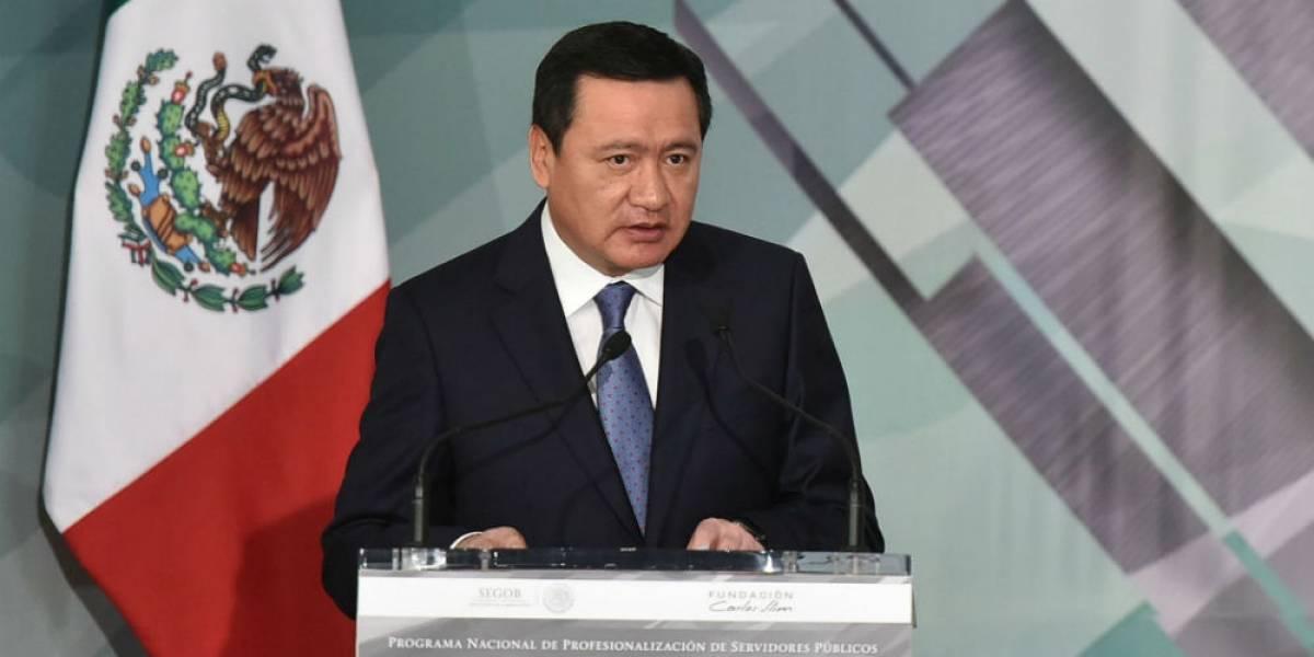 Osorio Chong rechaza espionaje del gobierno federal a periodistas