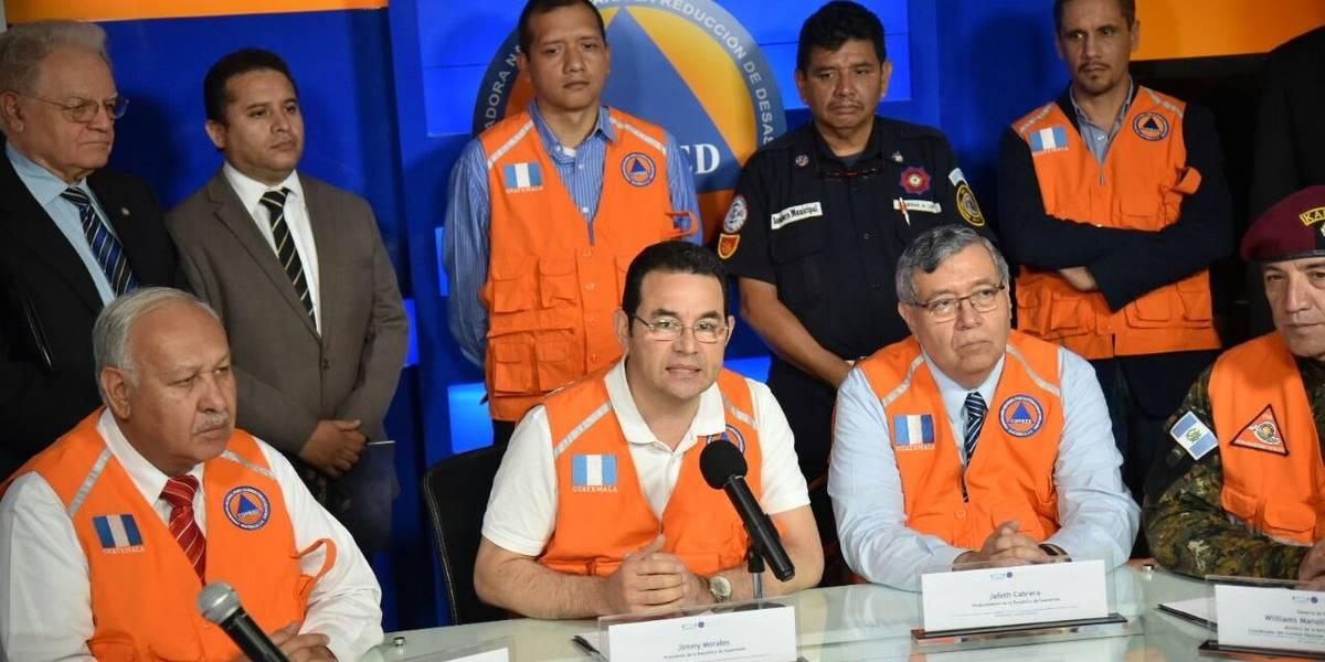 Se mantiene alerta amarilla por lluvias; autoridades contabilizan 14 personas fallecidas